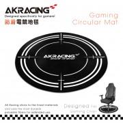 AKRACING超跑電競地毯-GT824 SNIPER-黑