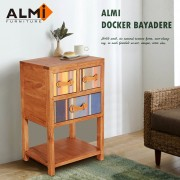 【ALMI】DOCKER BAYADERE-CASUAL TABLE 3 DRAWERS 三抽創意櫃