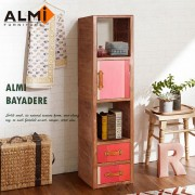 【ALMI】DOCKER BAYADERE- DOOR 2 DRAWERS 單門雙抽隙縫櫃