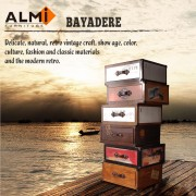 【ALMI】DOCKER BAYADERE- ASYMETRIQUE-MIXED 六抽收納櫃