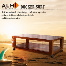 【ALMI】DOCKER SURF- COFFEE TABLE 活動咖啡桌