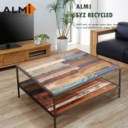 【ALMI】SYZ RECYCLED- 2 LEVELS 100X100 咖啡桌