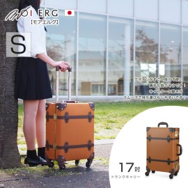 【MOIERG】Old Time迷戀舊時光combi trunk (S-17吋) Camel