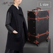 【MOIERG】Old Time迷戀舊時光combi trunk (L-23吋) Black