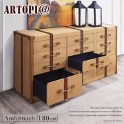 【ARTOPI】Andernach安德那赫復古十二抽櫃